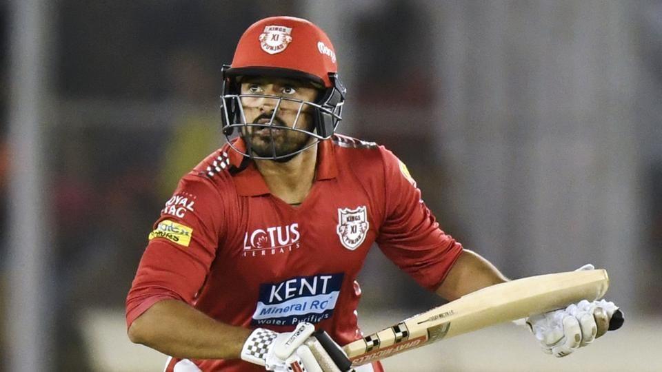 Kings XI Punjab cricketer Karun Nair has scored one half-century in IPL2018 yet.