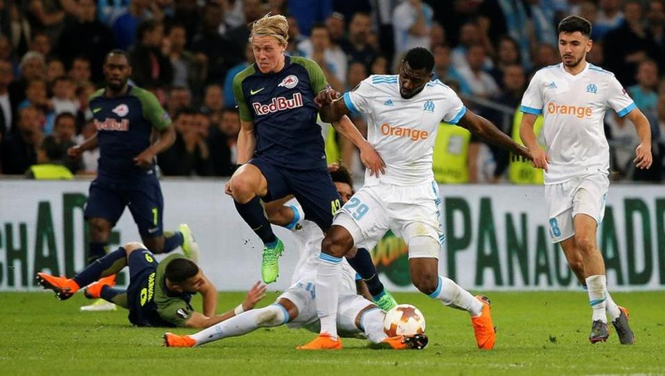 Marseille,Salzburg,Europa League