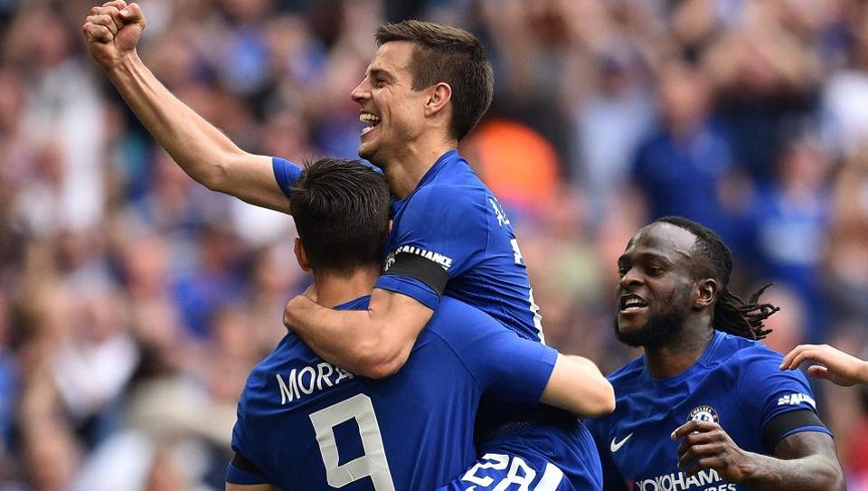 Chelsea will face Swansea City in the Premier League this weekend.