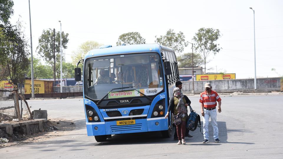 Pune,PMPML,electric