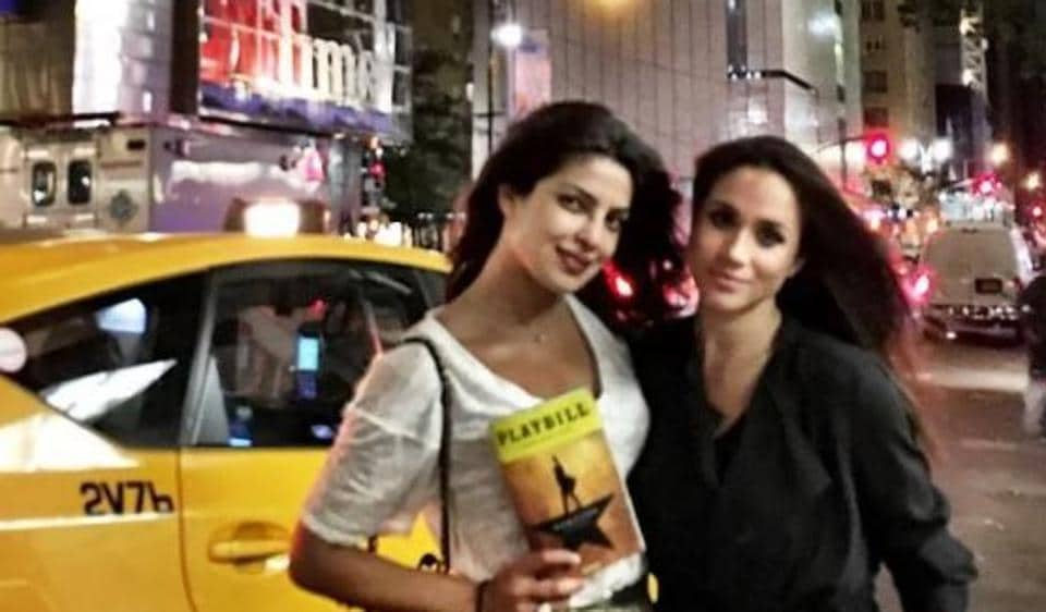 Priyanka Chopra and Meghan Markle often shared pictures on Instagram.