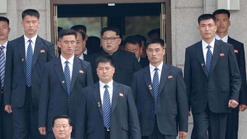Kim Jong Un,Kim Jong Un security,North Korea