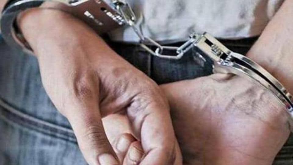 Santhosh, a resident of Keezh Iruppu village in Cuddalore, was arrested by the cyber crime branch on Friday.