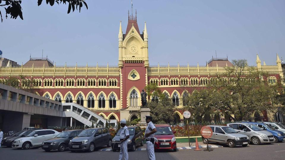 Lawyers strike,Calcutta high court,Judges