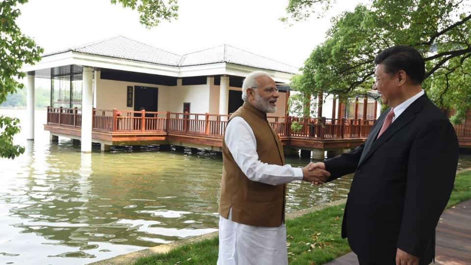 Modi in Wuhan,Modi in China,India China ties