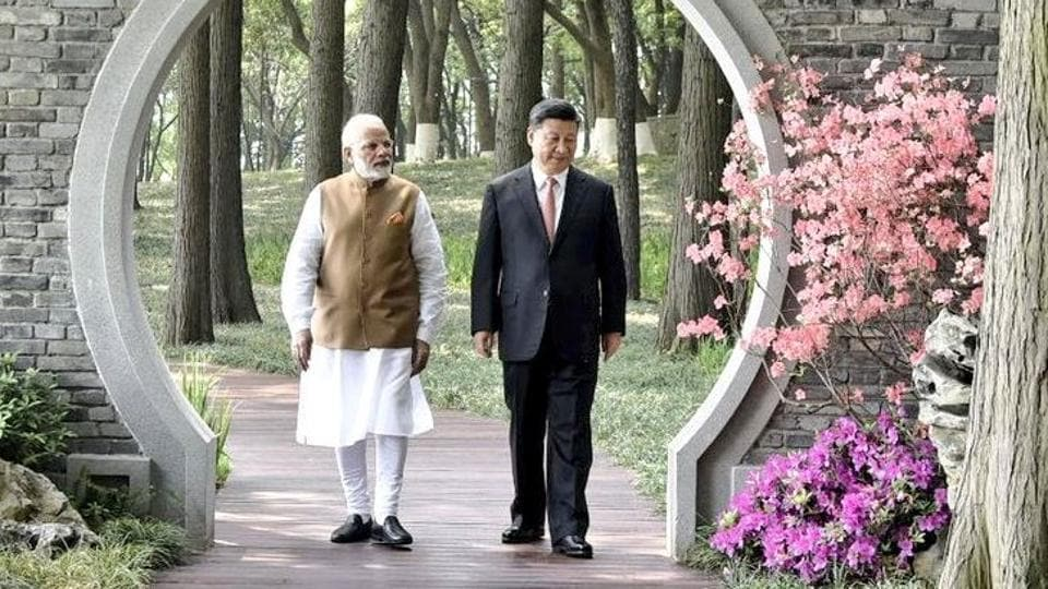 Modi in Wuhan,Modi in China,Day two informal China summit