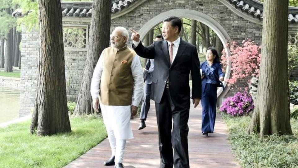 Modi in Wuhan,Xi Jinping,India China ties