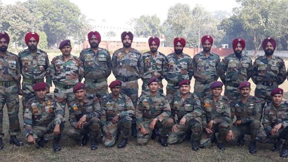 Surgical strike,Surgical strike commandos,Punjab' special unit