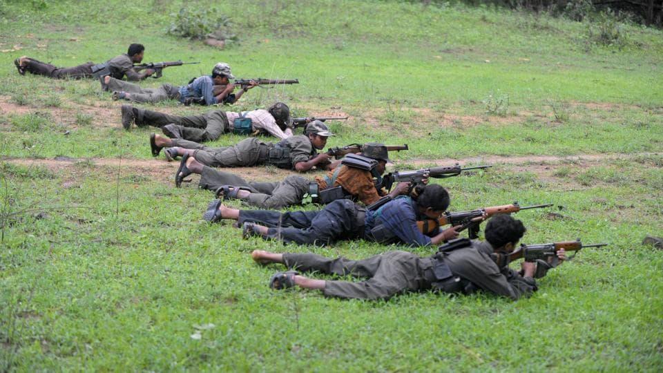 Maoists,Chhattisgarh,Bastar