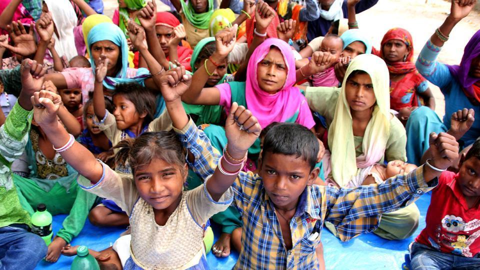 'Bonded' labourers,labourers rescued,Bathinda