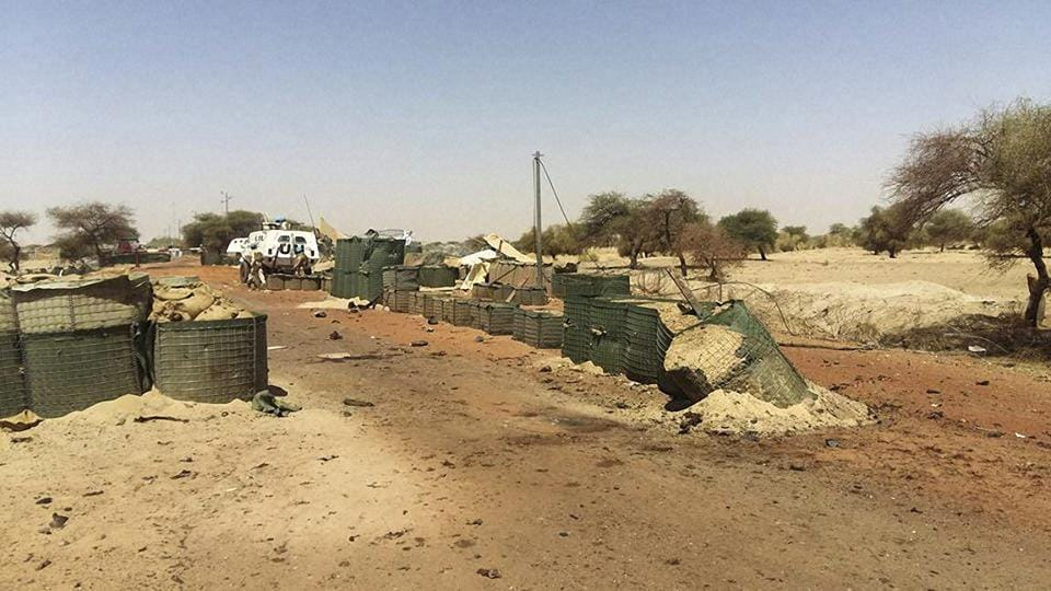 Earlier this month, militants had attacked a United Nations base in Mali. Local people in Anderamboukane had been fearful of reprisals by jihadists who suffered major losses in recent attacks in the region.
