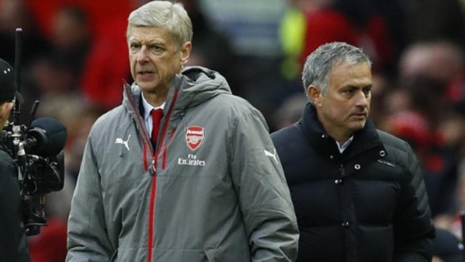 Arsene Wenger have enjoyed a bitter rivalry with Jose Mourinho during his tenure as Arsenal manager.
