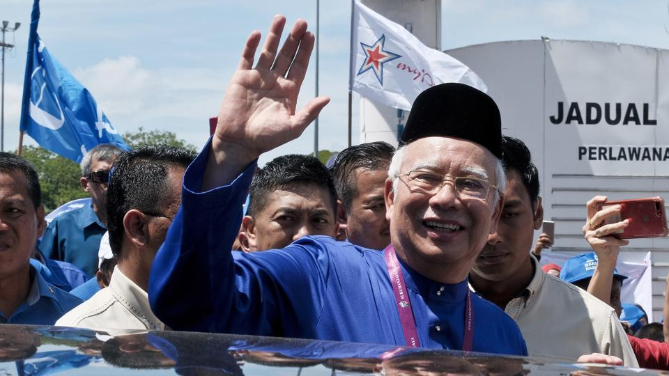 Election campaigning formally started for May 9 general elections that will determine if scandal-plagued Najib Razak's coalition can extend nearly 61 years of unbroken rule and fend off an unprecedented challenge led by nonagenarian former strongman Mahathir Mohamad.
