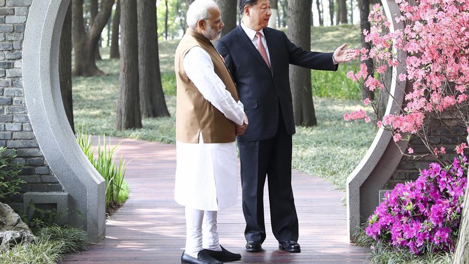 India,Xi Jinping,Narendra Modi