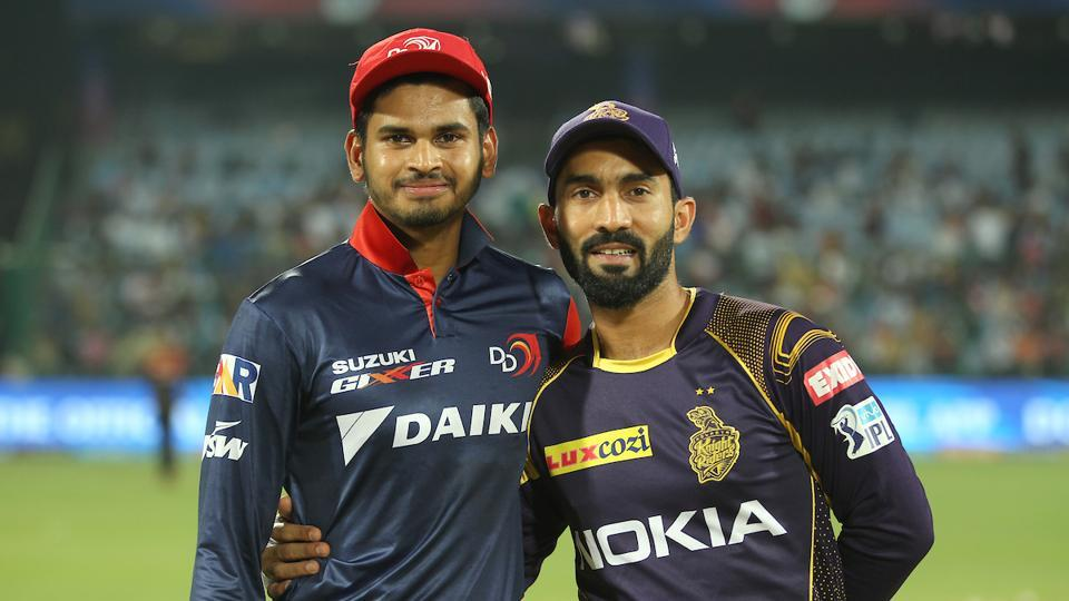 KKR won the toss and opted to field first against the hosts. (BCCI)