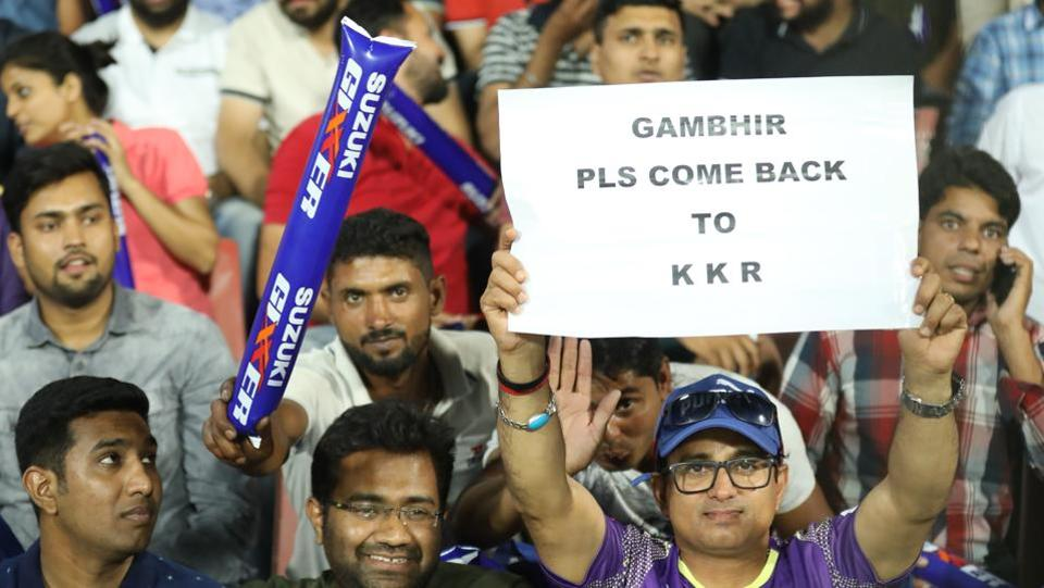 This was DD's first game since Gautam Gambhir stepped down from captaincy. Gambhir was not included in the line-up against his former side. (BCCI)