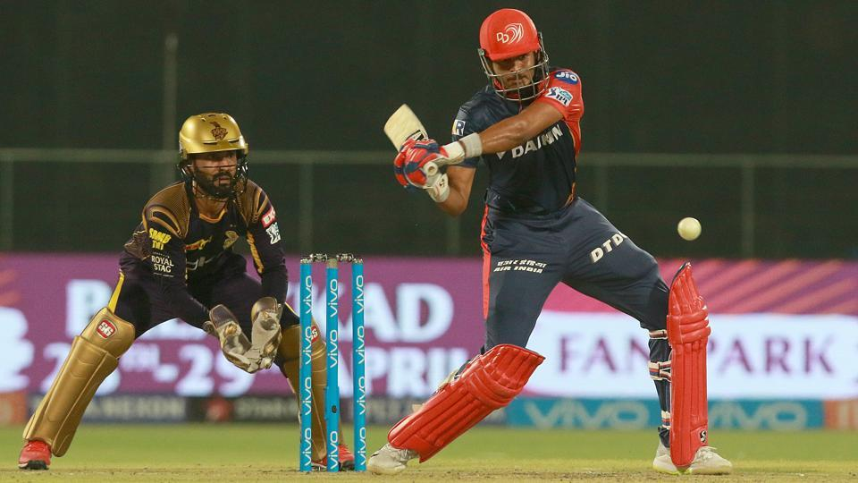 Skipper Shreyas Iyer then stepped up and took the KKR bowlers to the cleaners. (BCCI)