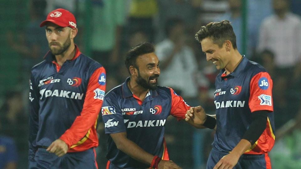 Four DD bowlers picked two wickets each as they cruised to a comfortable win. (BCCI)