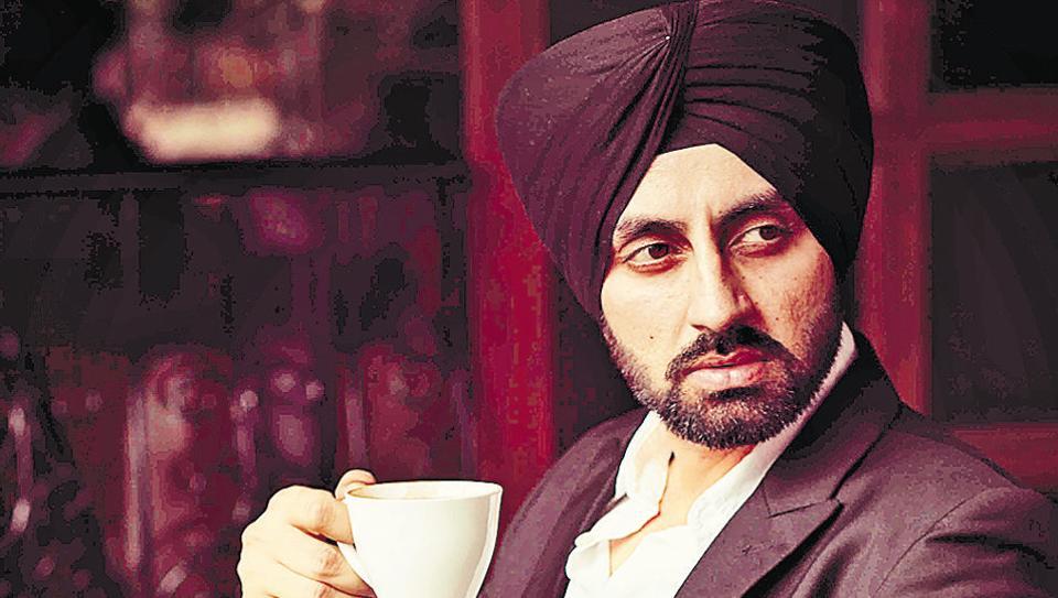 Actor Simarjeet Singh Nagra