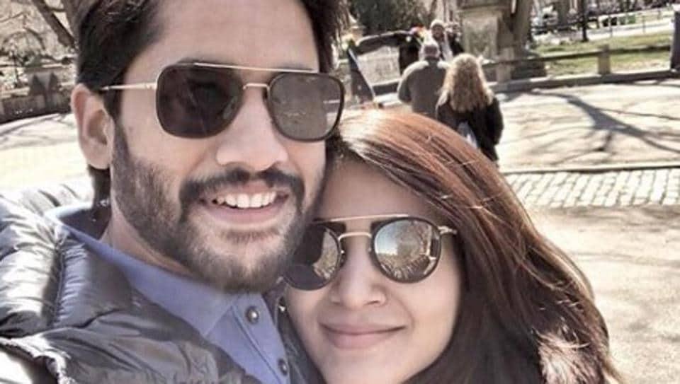 Samantha Akkineni and Naga Chaitanya are spending some quality time in Kashmir.