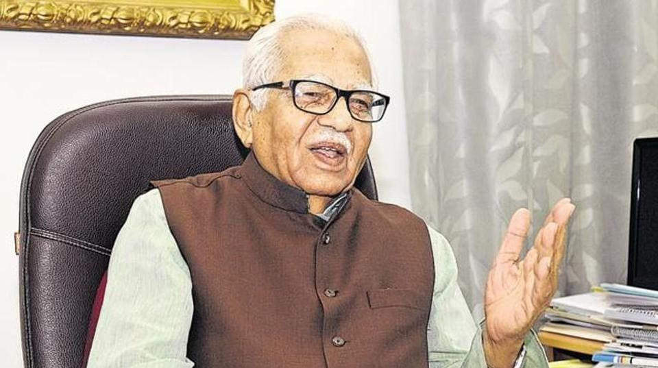 Ram Naik, who was in Mumbai, made the announcement that the celebrations in Lucknow will last for two days – from May 1 to 2.