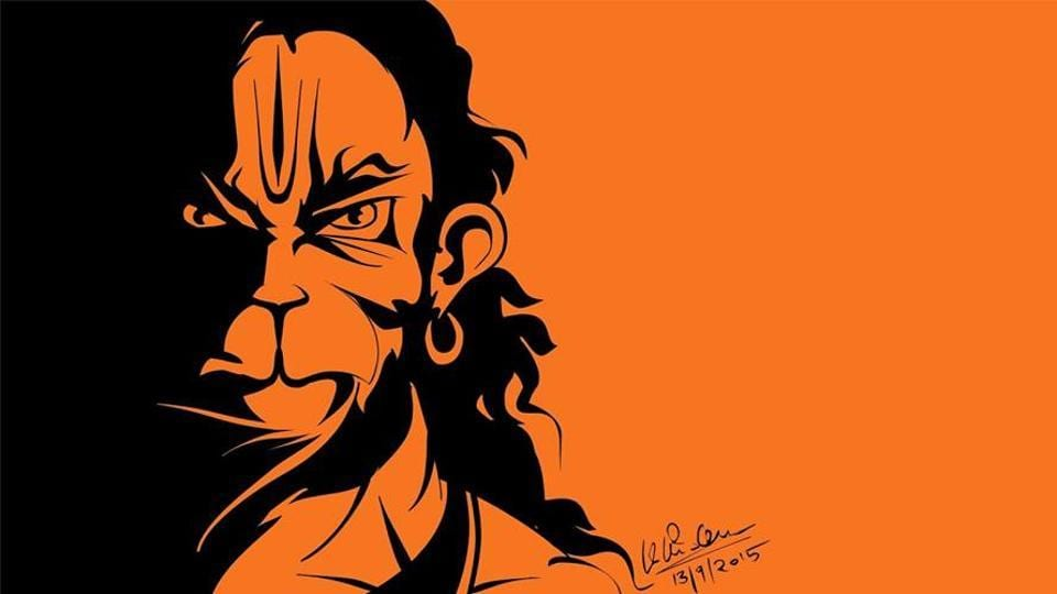 karan acharya the man behind the viral hanuman vector wants to