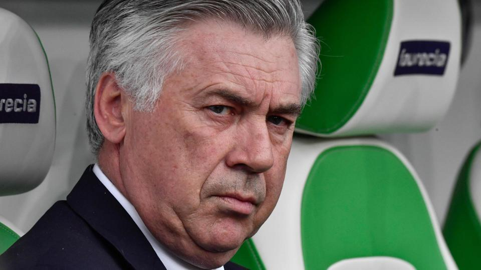 Italian manager last managed Bayern Munich before he was sacked last year.