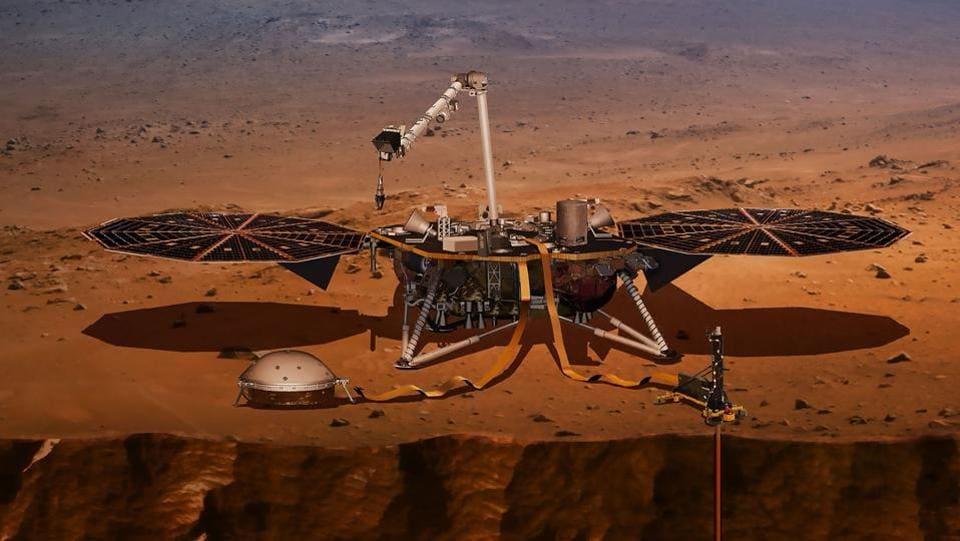 Mars 2020 mission,NASA,Jet Propulsion Laboratory