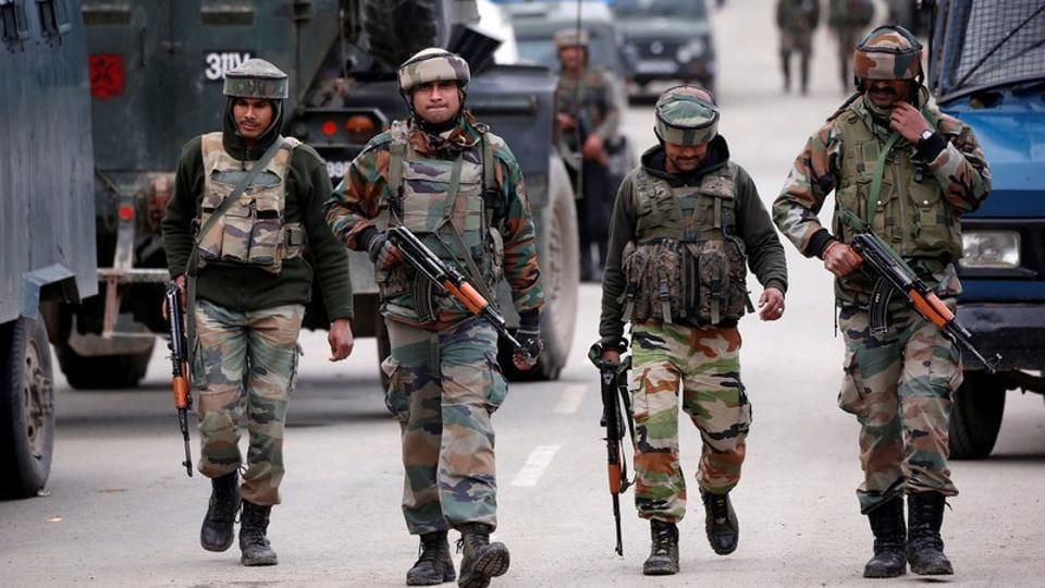 Shopian,Rashtriya Rifles,Kashmir militancy