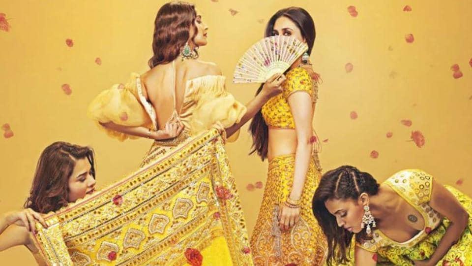 Sonam Kapoor,Kareena Kapoor Khan,Veere Di Wedding