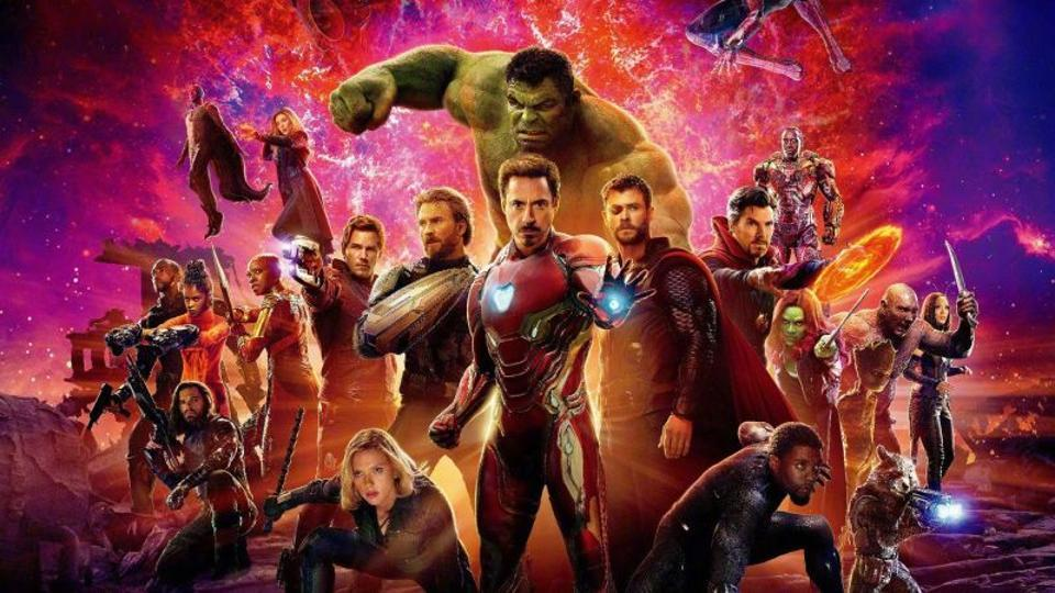 'Avengers: Infinity War' achieves the second biggest box office opening ever