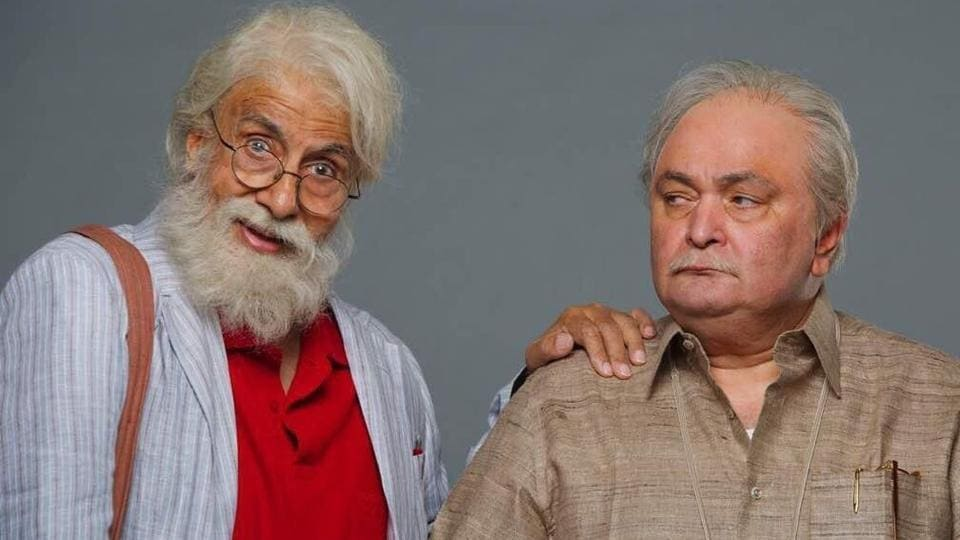 Before 102 Not Out, a look at Amitabh Bachchan and Rishi Kapoor's