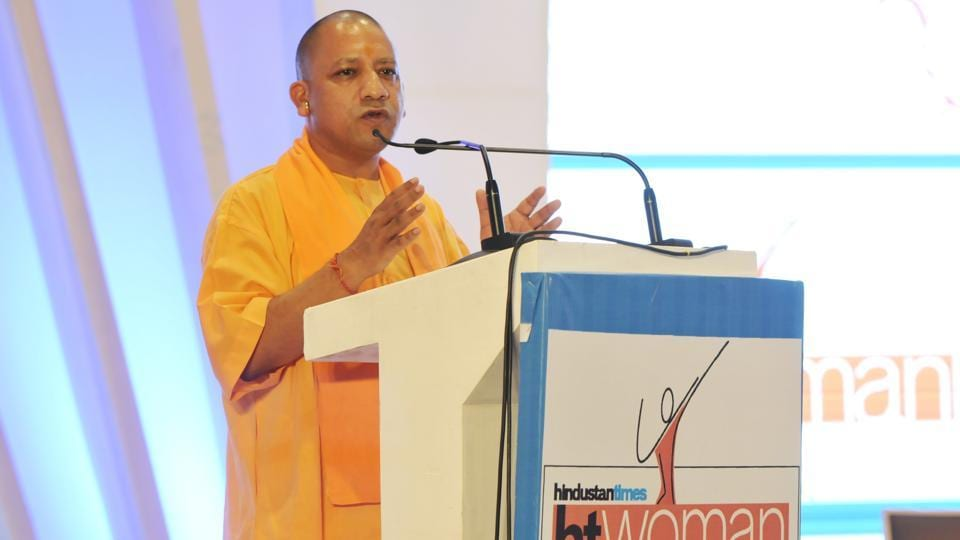 """Speaking at the HT Woman-2018 Awards function, he said: """"Those who remain silent on crime against women or crime against the country will meet the same fate as the characters of the Mahabharat."""""""