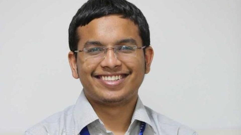 Parth, the son of doctor parents from Nanded, scored 350 out of 360 marks