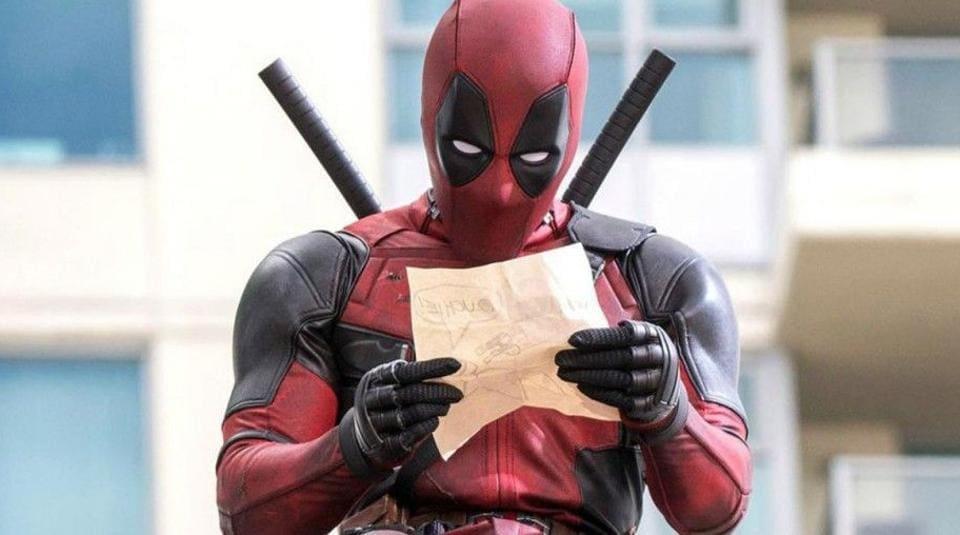 Avengers Infinity War,Deadpool,Wolverine