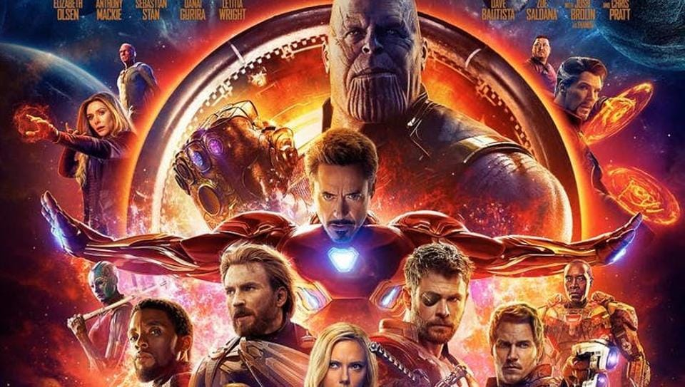 Avengers: Infinity war has earned $650 million within its first weekend at the box office.