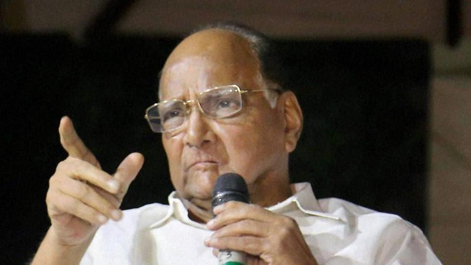 Mumbai,Maharashtra,NCP chief Sharad Pawar