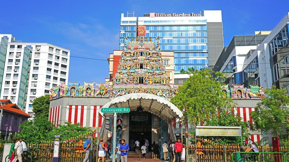 Singapore's Hindu Temple,Financial mismanagement,Little India