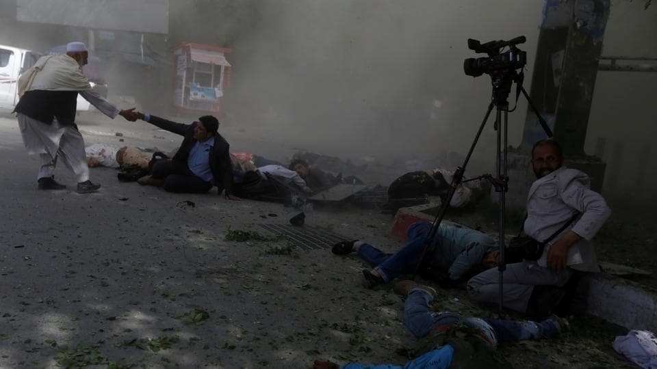 Afghanistan Bombings Result in Country's Deadliest Day For Journalists