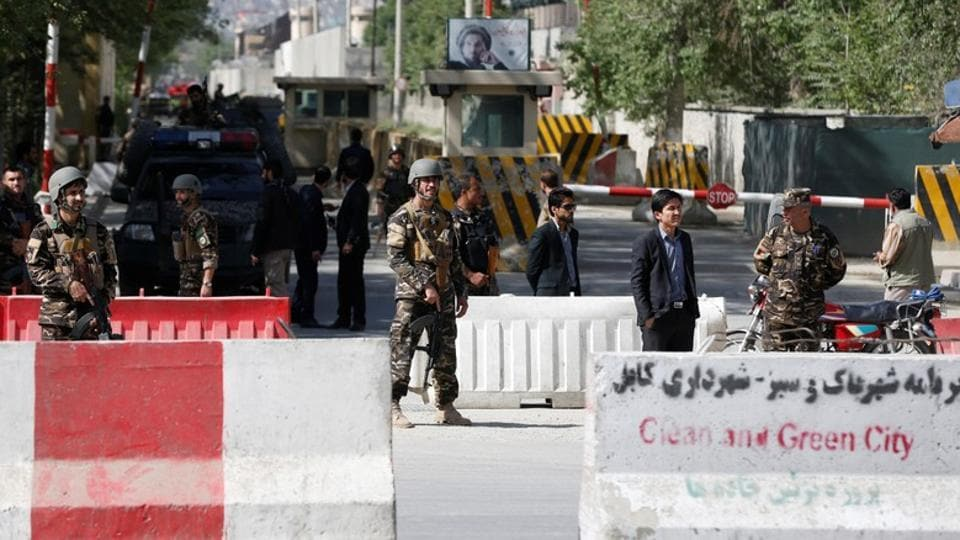 Afghan suicide attack,Children killed,foreign military convoy
