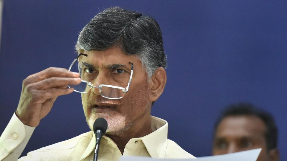 Chandrababu Naidu appeals to voters to defeat BJP in Karnataka
