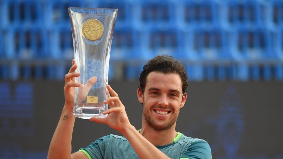 Cecchinato stuns Seppi to reach Hungary final