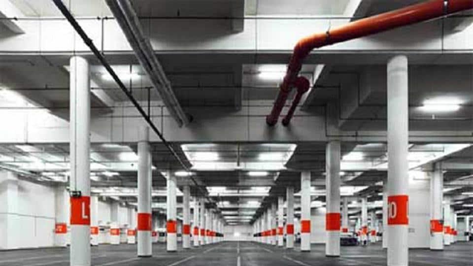 underground parking lot,BMC,Jhula Maidan