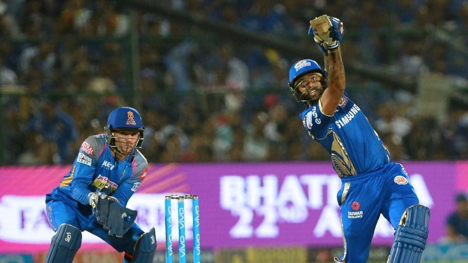 Mumbai Indians currently have only four points from seven matches in Indian Premier League (IPL) 2018.