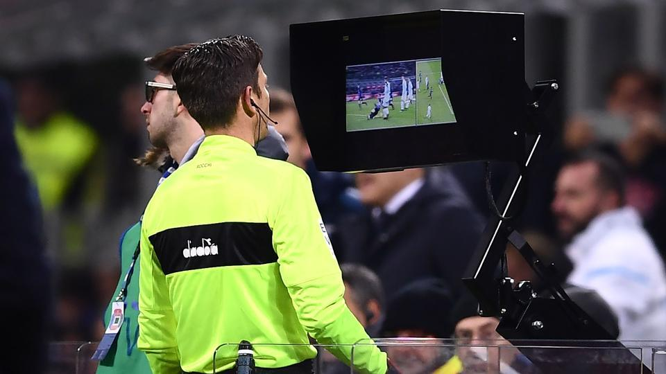 FIFA World Cup,VARs,Video Assistant Referee