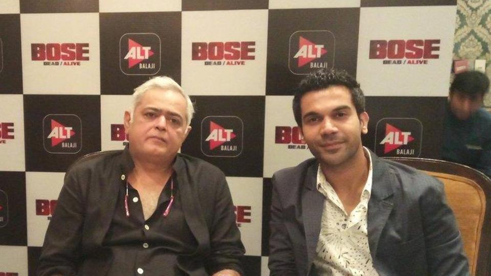 Hansal Mehta and Rajkummar Rao team up for their fifth film, Swagat Hain.