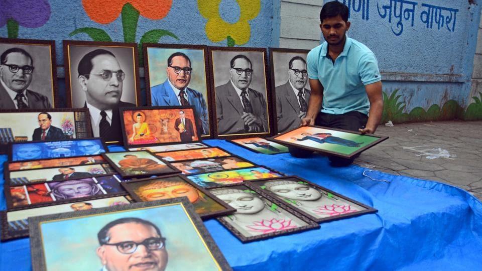 BR Ambedkar,Narendra Modi,Brahmins