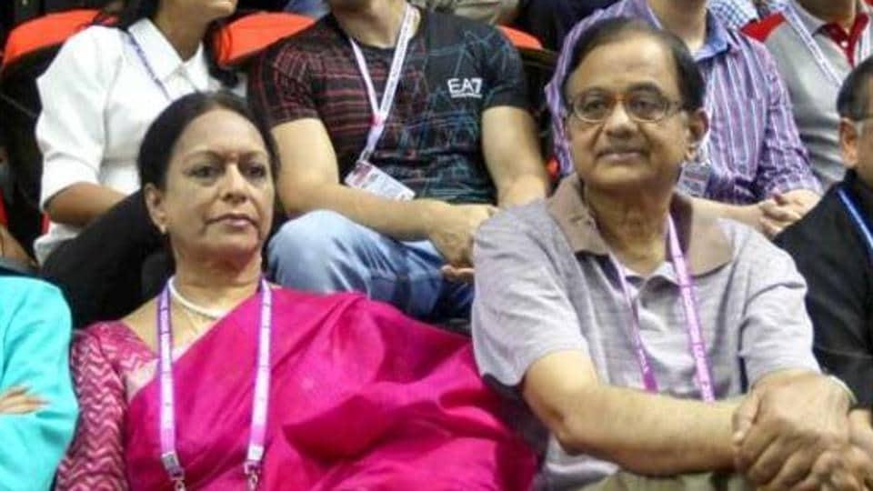 Nalini Chidambaram,ED,ED summons Nalini Chidambaram