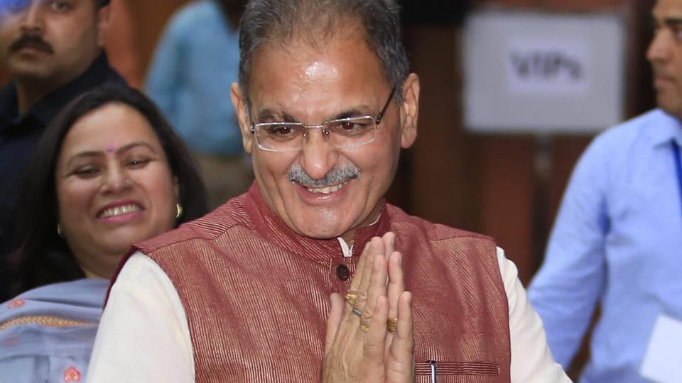 Kavinder Gupta,Jammu and Kashmir cabinet,Cabinet reshuffle