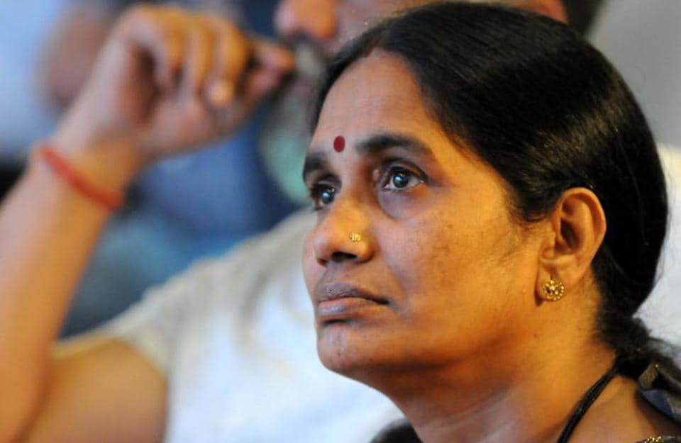 Mother of 2012 Delhi gang rape victim.